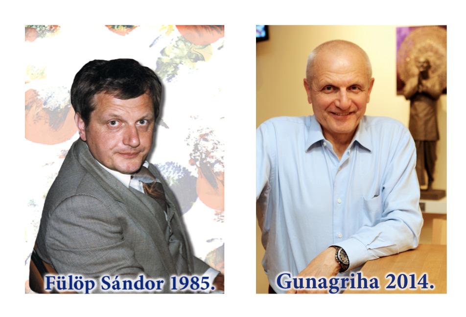 Dr Fulop Sandor - Gunagriha