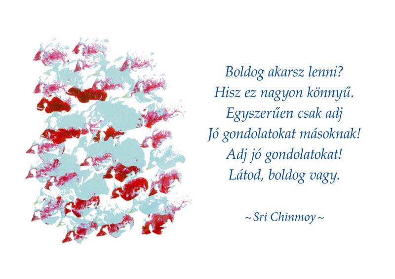 Sri Chinmoy bölcsesség idézet 1