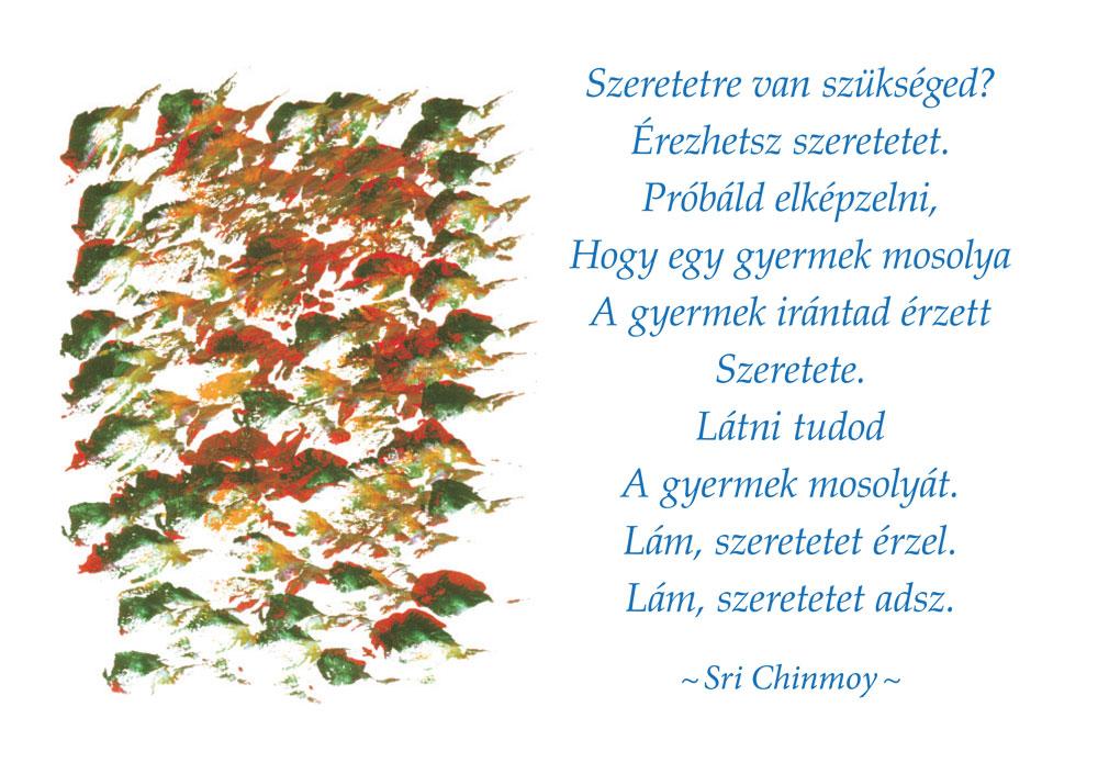 Sri Chinmoy bölcsesség idézet