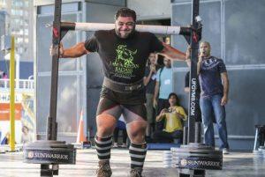 Patrik Baboumian 550kg